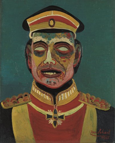 Josef Scharl: Dress Uniform, 1935