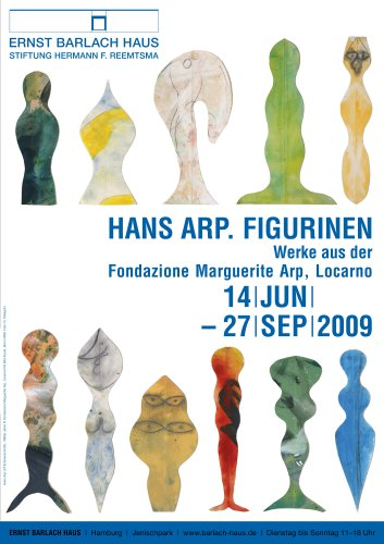 Hans Arp. Figurinen