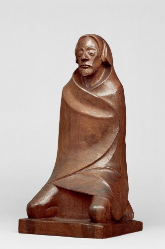 Ernst Barlach: The Ascetic, 1925