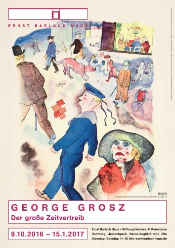George Grosz. Great Pastimes