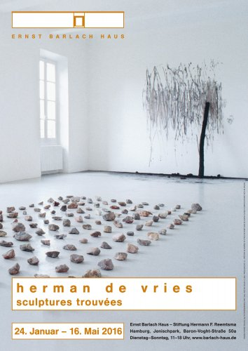 herman de vries. sculptures trouvées