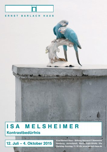Isa Melsheimer. Need for Contrast