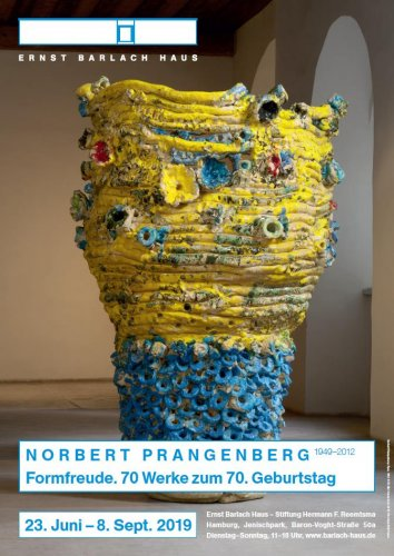 Norbert Prangenberg. Pleasure in Form. 70 Works for his 70th birthday