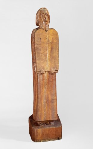 Ernst Barlach: Moses, 1919