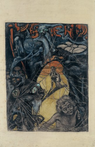 Ernst Barlach: In the Enchanted Wood, 1899